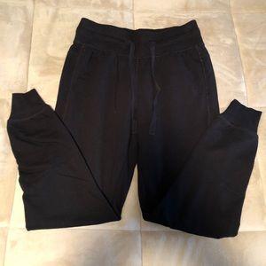 Zella black joggers